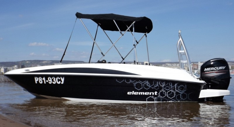 Bayliner 160 Element - прогулки на катере в Саратове